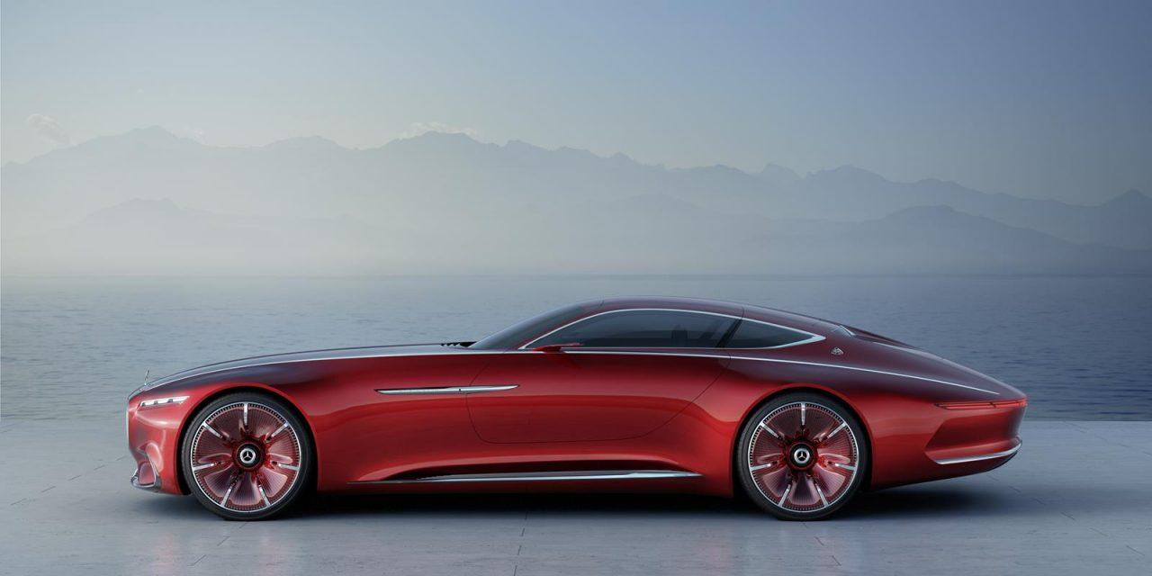 Vision Mercedes-Maybach-6-3