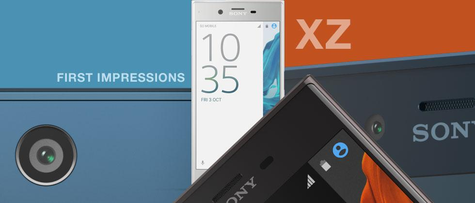 Xperia XZ first impressions with Xperia X Compact details