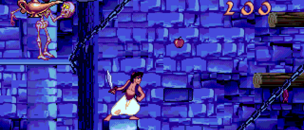 Disney brings Aladdin and other 16-bit classics to PC, Mac, and Linux