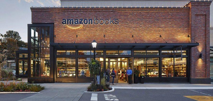 Amazon bookstores to open in Chicago and Portland next