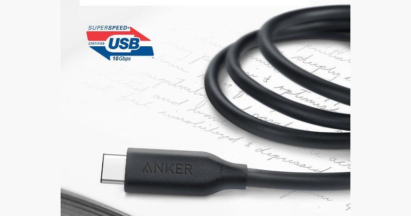 Anker recalls, refunds USB-C cable over faulty implementation