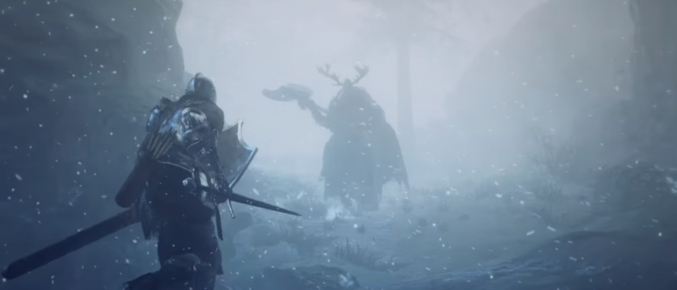 Dark Souls 3 DLC trailer brings forth the Ashes of Ariandel