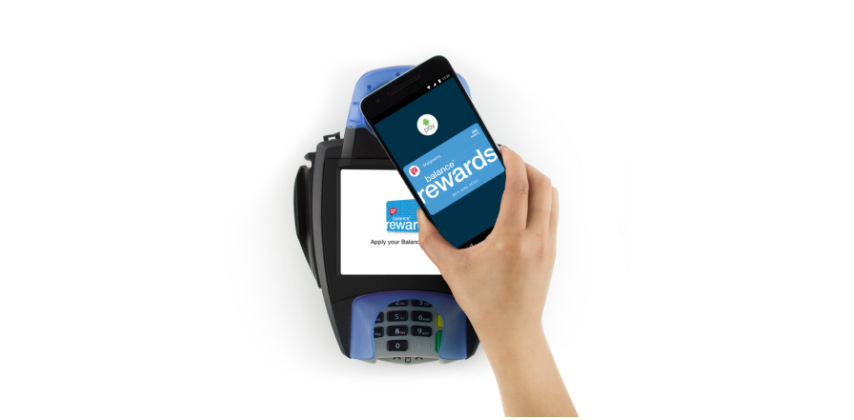 Walgreens rolls out Android Pay support for Balance Rewards members
