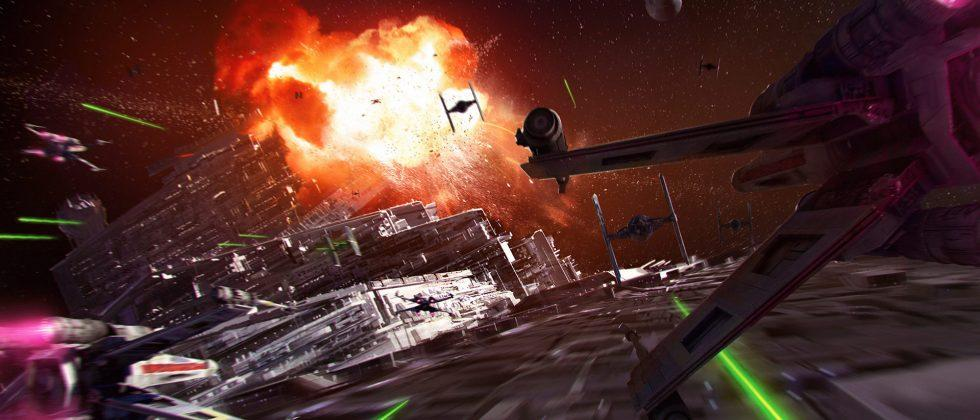 Star Wars Battlefront Death Star DLC just made the game a must-have