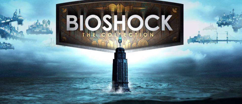 BioShock: The Collection previewed in new set of gameplay videos