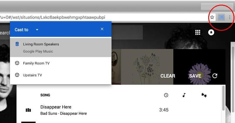 Chrome now has Cast built-in, can share tabs in Hangouts