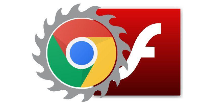 Google Chrome puts Flash to pasture starting next month