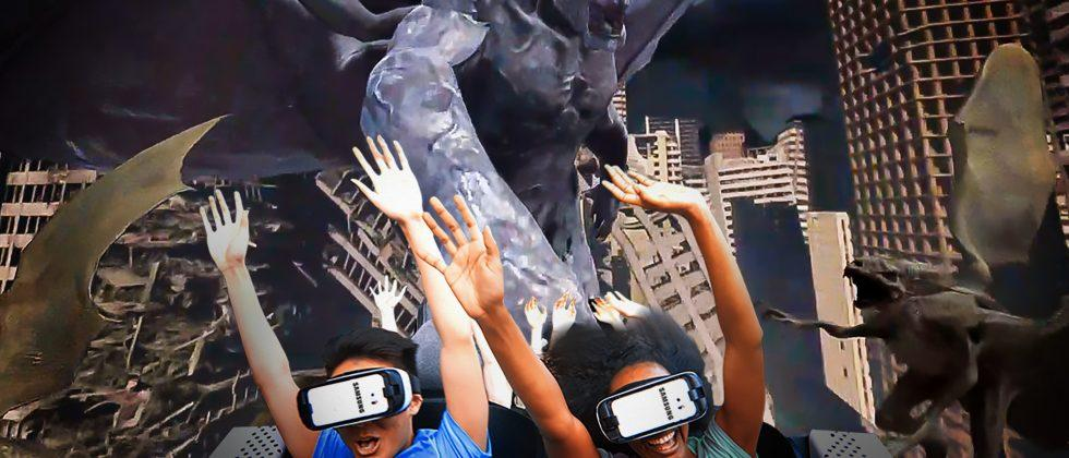 Six Flags launches another VR experience for its rollercoasters