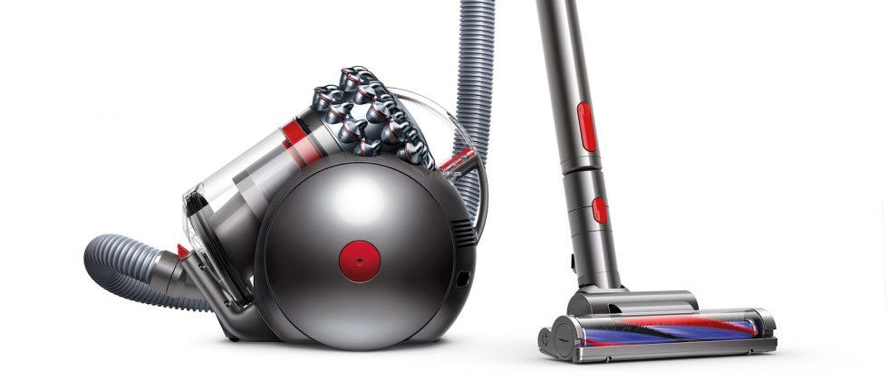 Dyson's Cinetic Big Ball vacuum just won't stay down