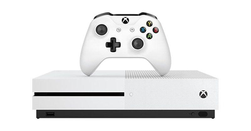 Xbox One S 2TB, wireless controller now available for order