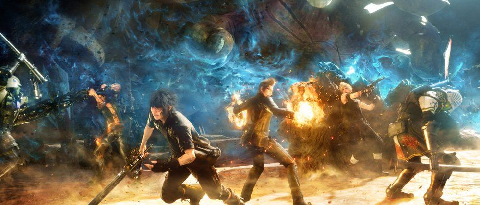 Final Fantasy 15 will be equal parts open-world and linear