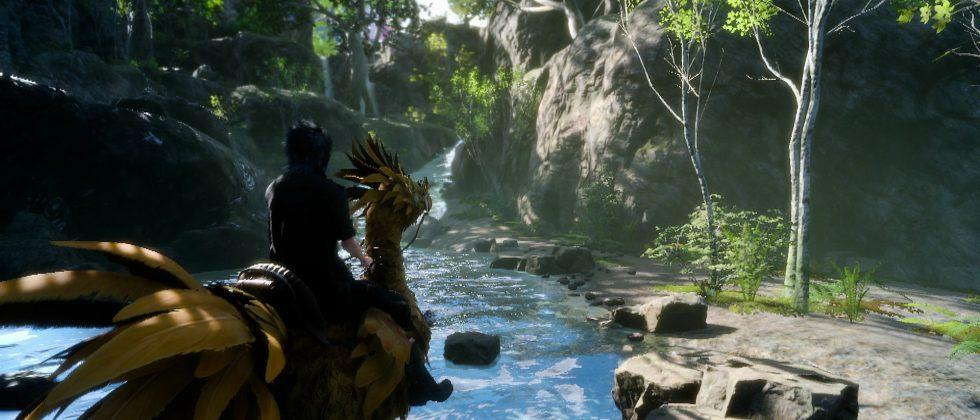 Final Fantasy 15 delay confirmed, now launching in November