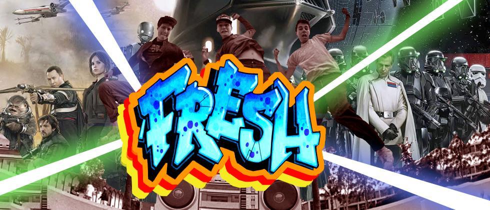 "Star Wars Rogue One trailer Beastie Boys ""Sabotage"" remix is the bomb"