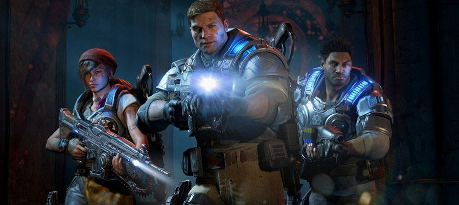 Gears of War 4 PC requirements surface alongside 4K gameplay video