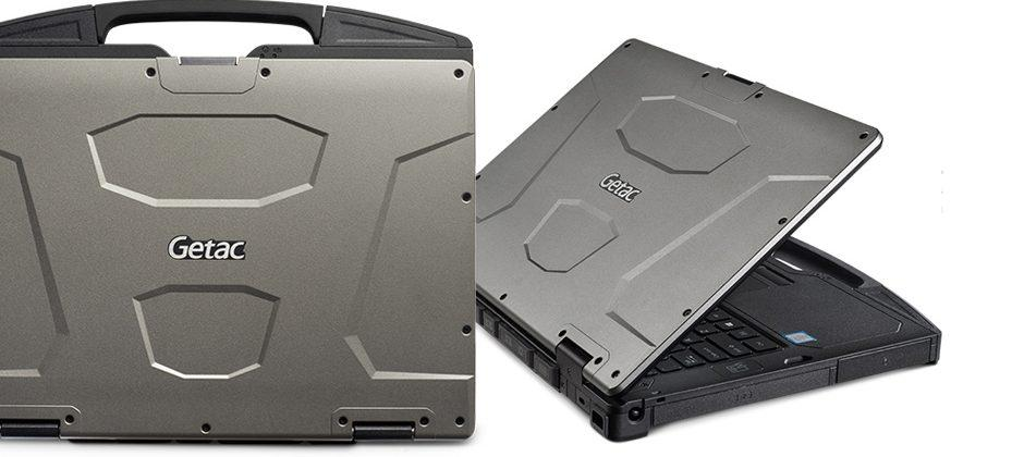 Getac S410 laptop gets semi-hardcore with hot-swap battery