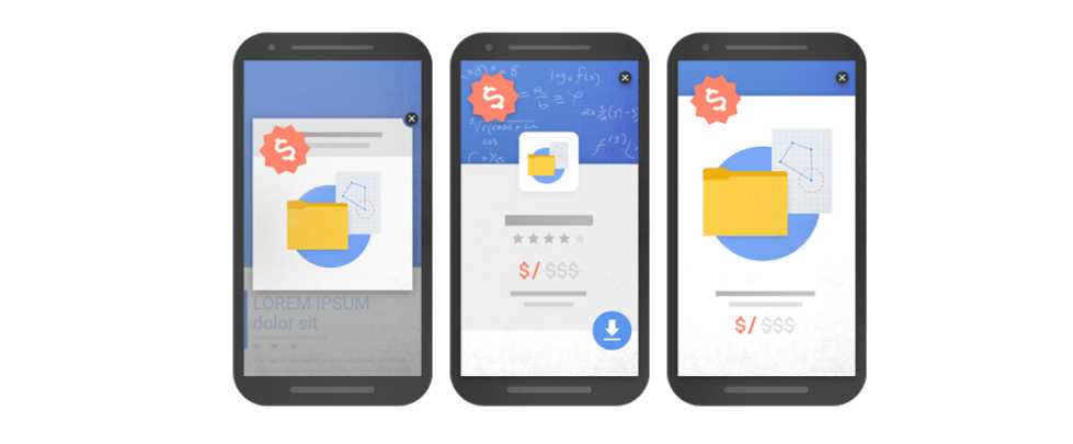 Google Search will penalize sites that use interstitial ads next year
