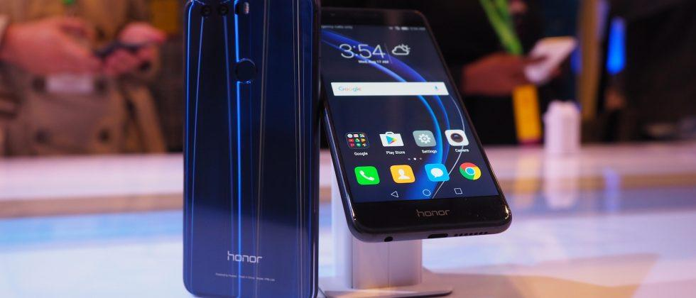 8 things to know about the $399 Honor 8