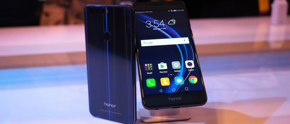 Huawei honor 8 finally brings flagship quality to the US