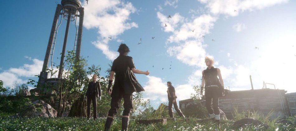Final Fantasy 15 said to be delayed until late November