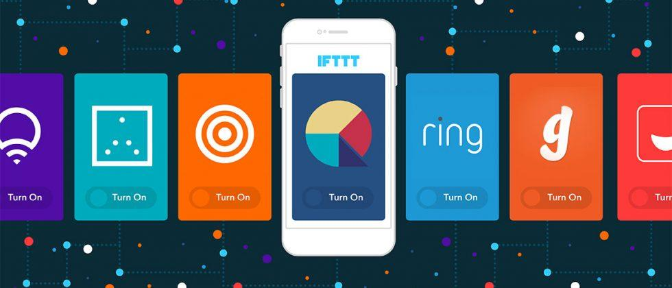IFTTT bakes IoT recipes right into partner apps
