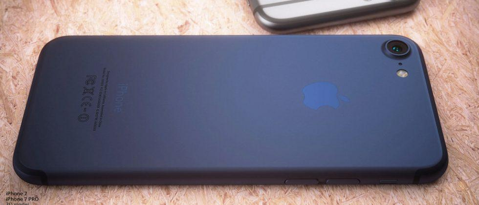 What's up with the 'deep blue' iPhone 7 rumors?