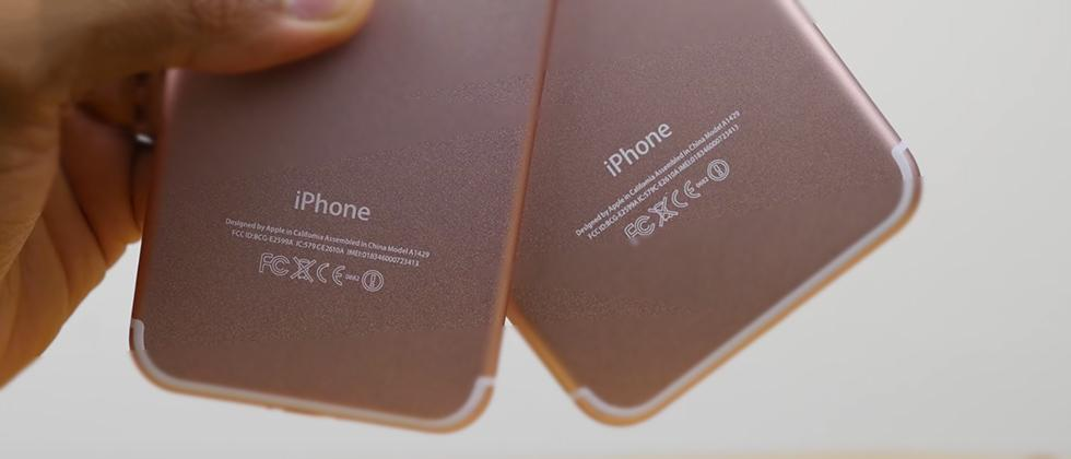 iPhone 7 release level leak is Apple's biggest yet