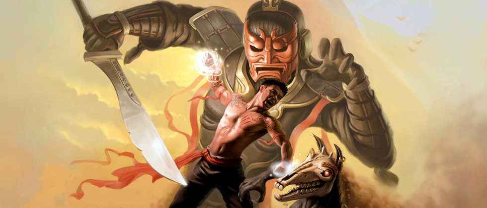 BioWare classic Jade Empire could be coming to iOS soon