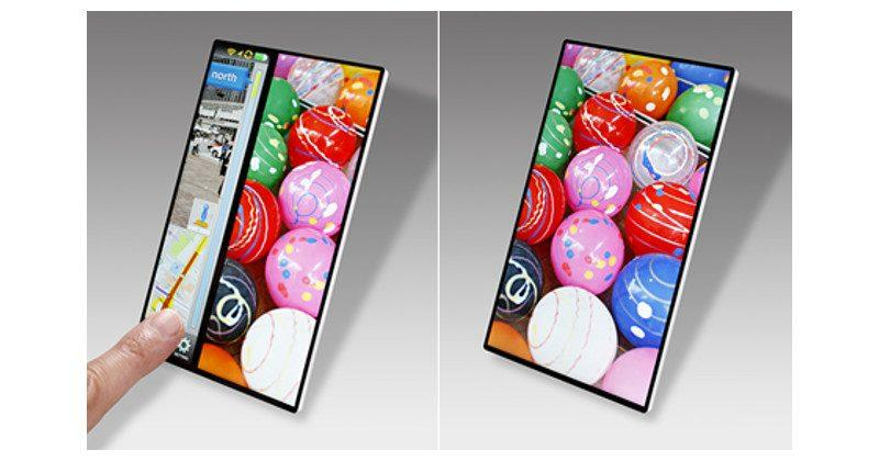 """JDI """"Full Active"""" LCD panel has nearly no bezels"""