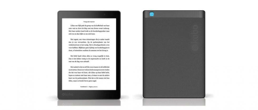 Kobo Aura ONE 7.8 premium ereader leaks ahead of launch