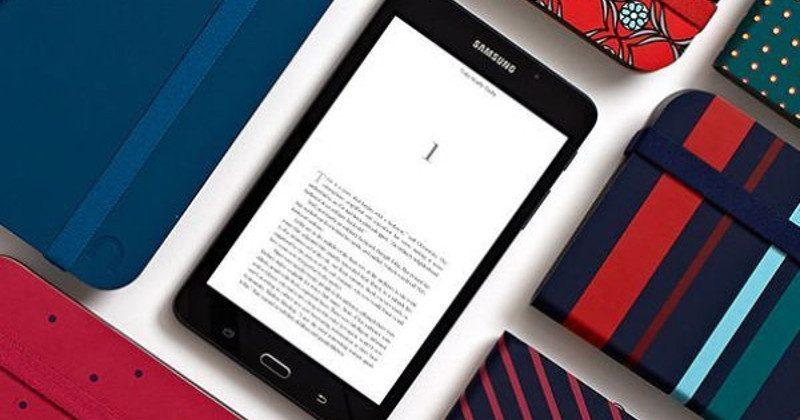 Barnes & Noble Galaxy Tab A NOOK launched: 7 inches, no S Pen