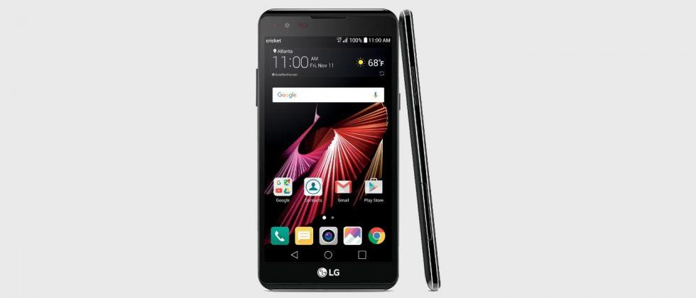 LG X power will arrive in U.S. via Cricket on August 26