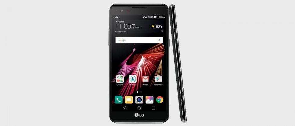 LG X power will arrive in U.S. via Cricket on August 26