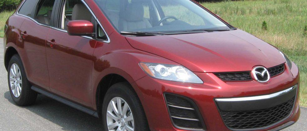 Mazda recalls 190k CX-7 SUVs over possible steering issue