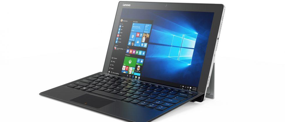 Lenovo Miix 510 detailed as take-anywhere LTE 2-in-1