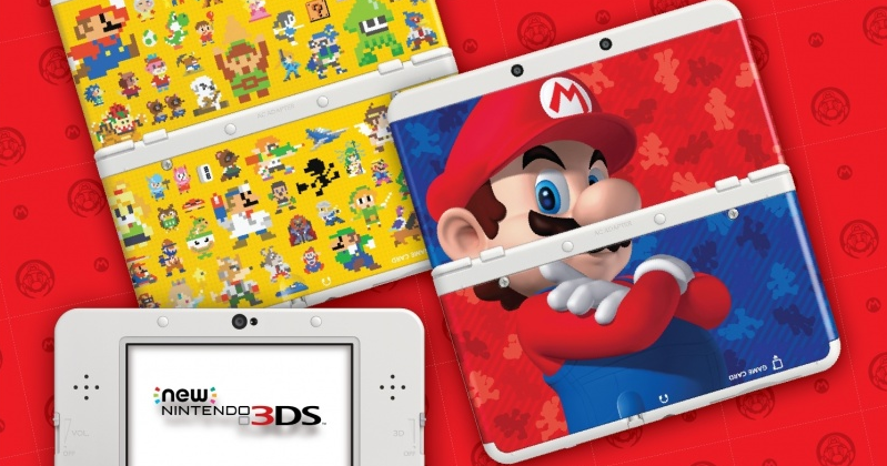 Nintendo announces New 3DS bundle, adds eight titles to Selects lineup