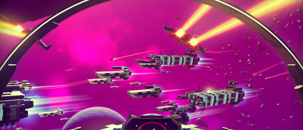 No Man's Sky is now available on Steam and GOG