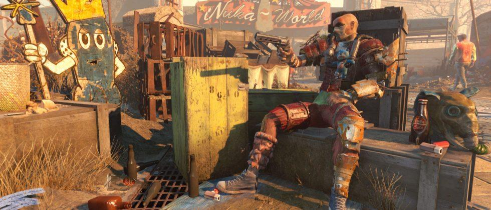 Fallout 4 Nuka-World release date revealed alongside new gameplay trailer