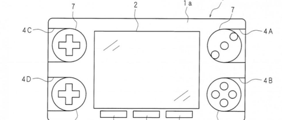 Nintendo NX patent shows controller with swappable buttons