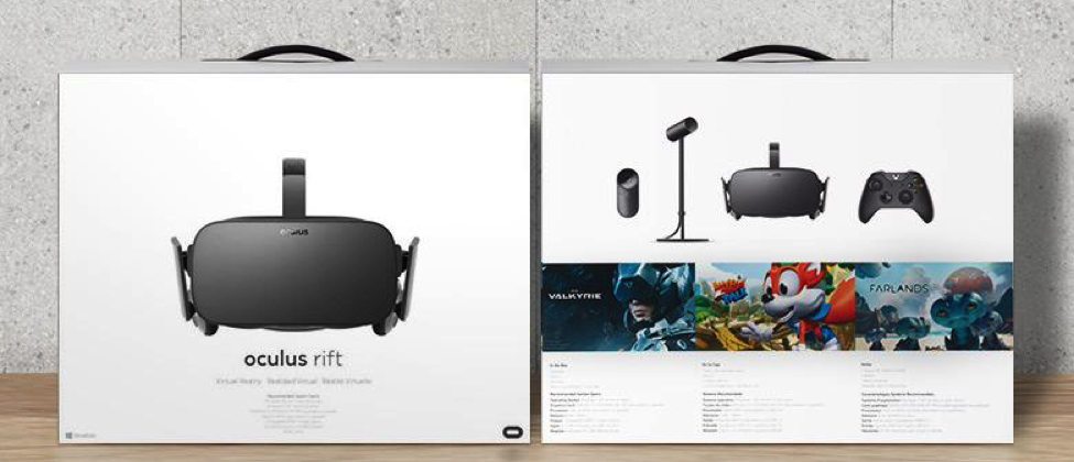 Oculus Rift arrives in Canada and Europe next month