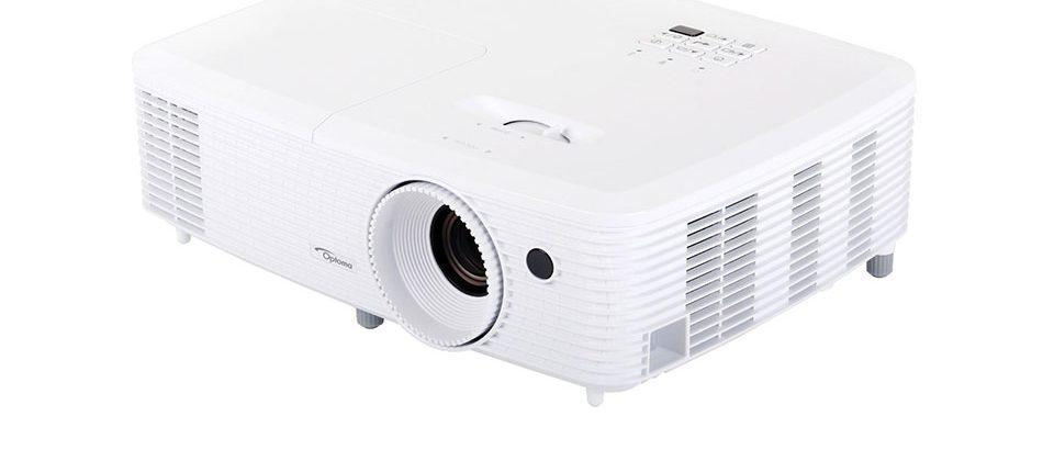 Optoma HD27 Home Theater Projector packs long life lamp
