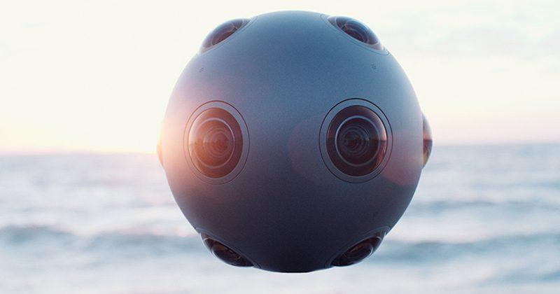 Nokia OZO pro VR cam new price revealed in China launch