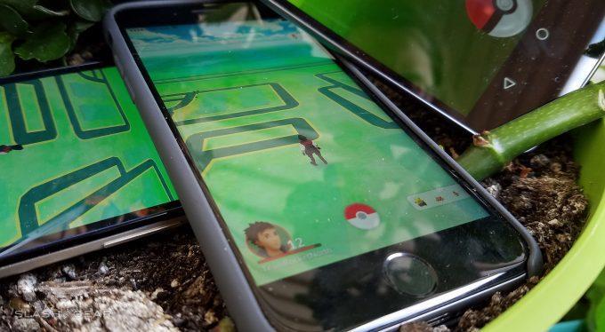 pokemon go phones