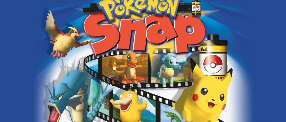 Pokemon Snap lands on Wii U Virtual Console in Europe this week