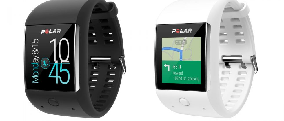 Polar's M600 fitness tracker is a full-fledged Android Wear smartwatch