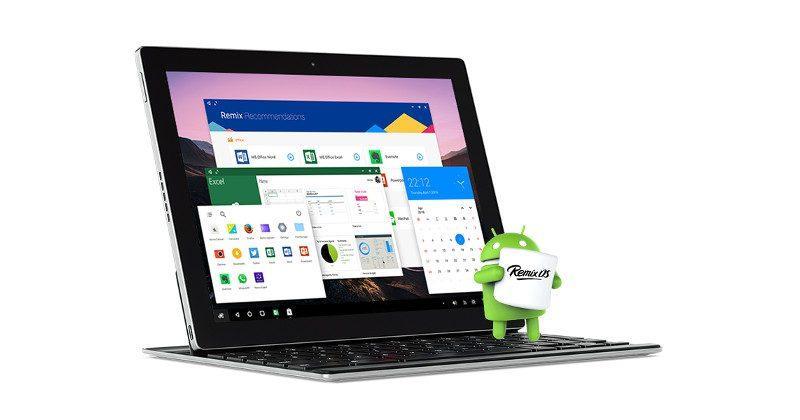 Remix OS brings multi-tasking Marshmallow to Nexus 9, Pixel C