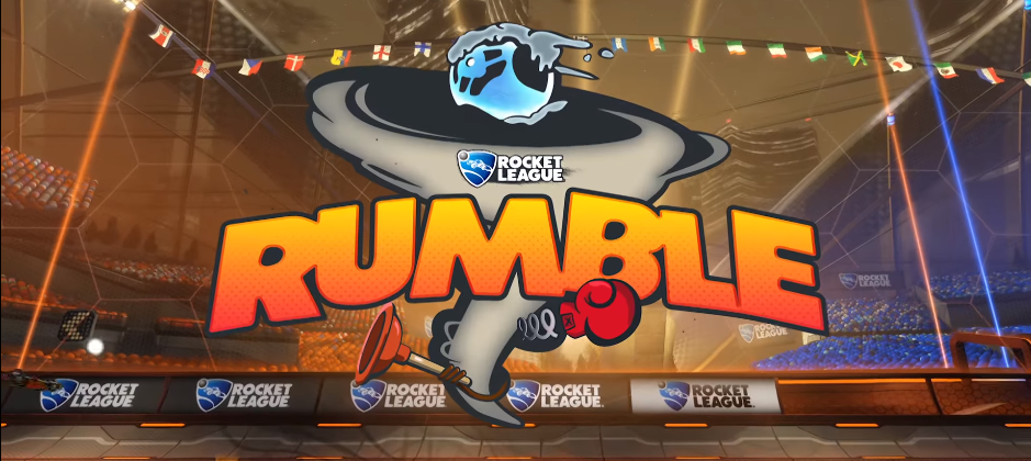 Rocket League's new Rumble mode arrives in September