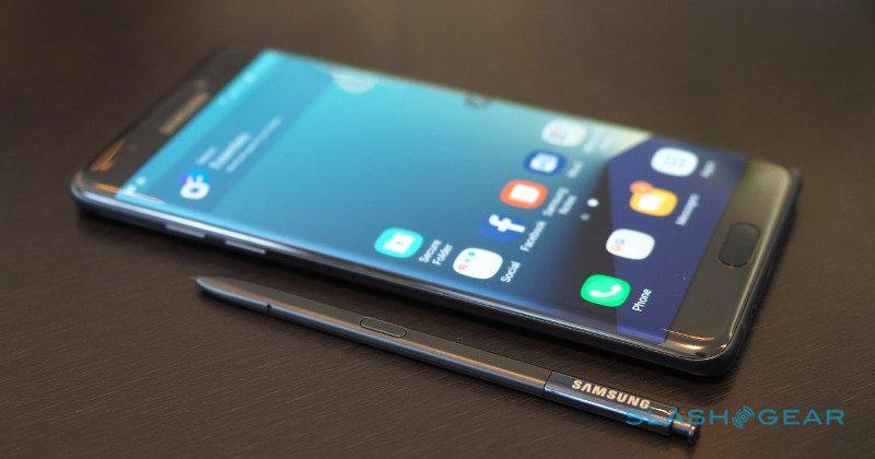 Galaxy Note 7: compelling first device, disappointing upgrade