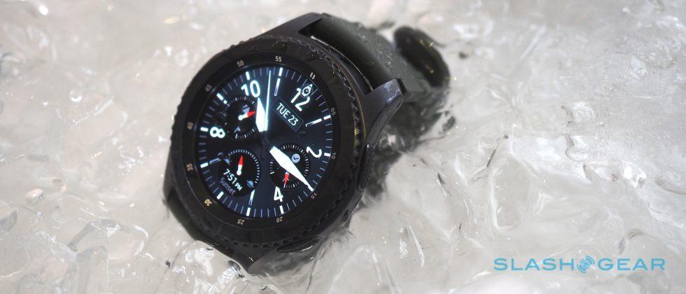 Samsung Gear S3 hands-on: Samsung Pay, LTE, rugged smartwatch