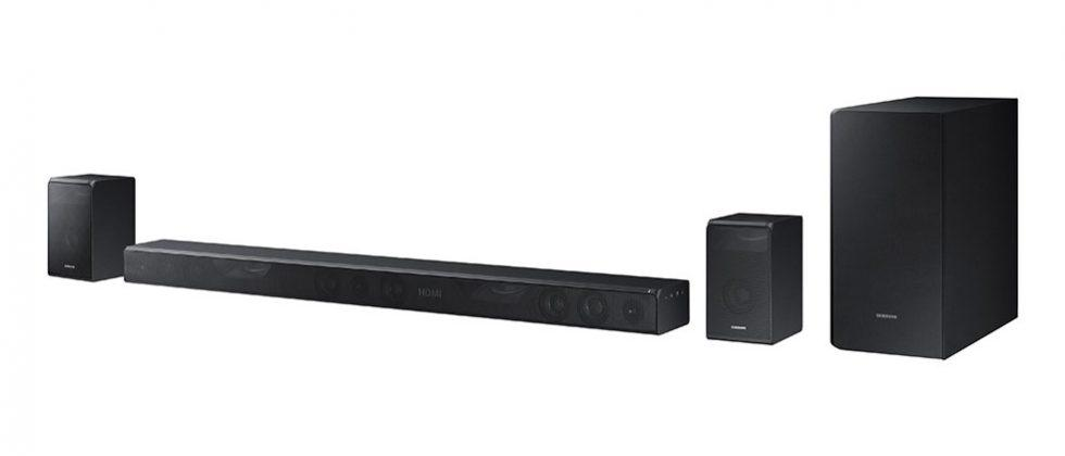 Samsung HW-K950 and HW-K850 sound bars rock Dolby Atmos