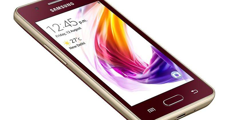 Samsung Z2 Tizen smartphone gets official in India